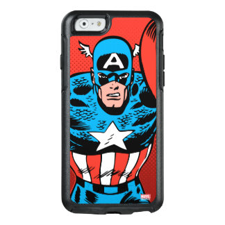 Captain America Jump OtterBox iPhone 6/6s Case