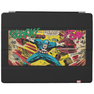 Captain America-Phase One iPad Cover