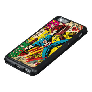 Captain America-Phase One OtterBox iPhone 6/6s Case