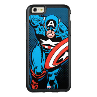 Captain America Run OtterBox iPhone 6/6s Plus Case