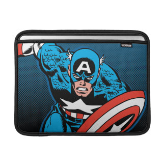 Captain America Run Sleeve For MacBook Air