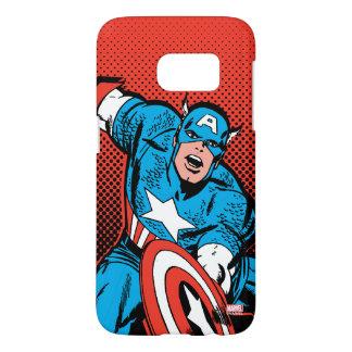 Captain America Shield Slam