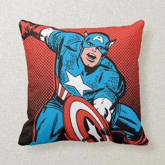 Captain America Shield Slam Cushion