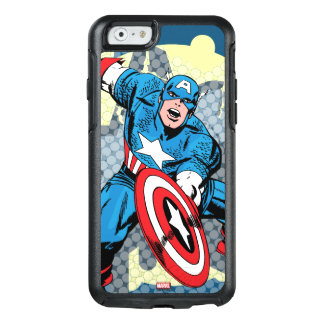 Captain America Star OtterBox iPhone 6/6s Case