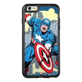 Captain America Star OtterBox iPhone 6/6s Plus Case