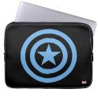 Captain America Super Soldier Logo Laptop Sleeve