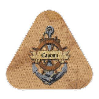 Captain Anchor And Wheel Speaker