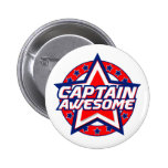 Captain Awesome Badge