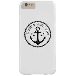 Captain Awesome Barely There iPhone 6 Plus Case