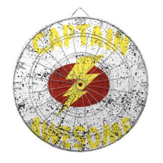 captain Awesome Dartboard