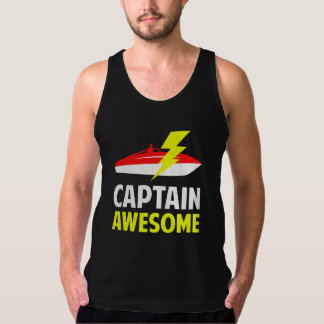 Captain Awesome Singlet