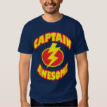 CAPTAIN AWESOME TShirt