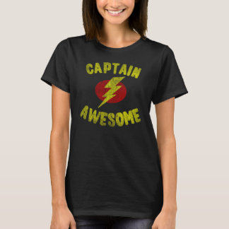Captain Awesome Women's Basic T-Shirt