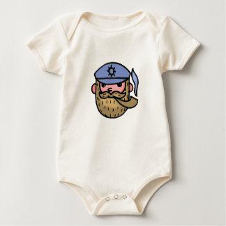 Captain! Baby Bodysuit