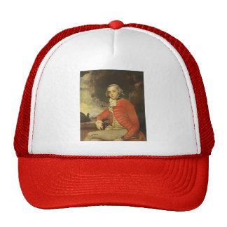 Captain Bligh by Joshua Reynolds Cap