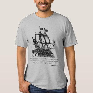 Captain Blood Pirate T-shirt