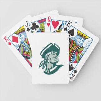 Captain Buccaneer Icon Bicycle Playing Cards