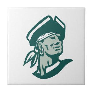 Captain Buccaneer Icon Tile