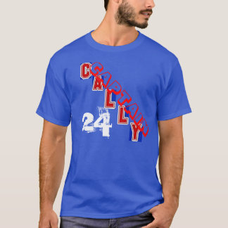Captain Cally Broadway Blueshirts T-Shirt