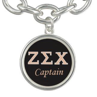 Captain Charm Bracelet