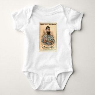 Captain Constantius Baby Bodysuit