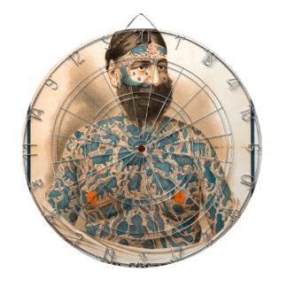 Captain Constantius Dartboard
