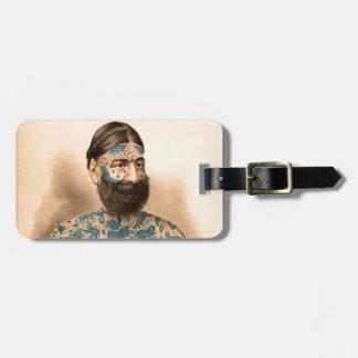 Captain Constantius Luggage Tag