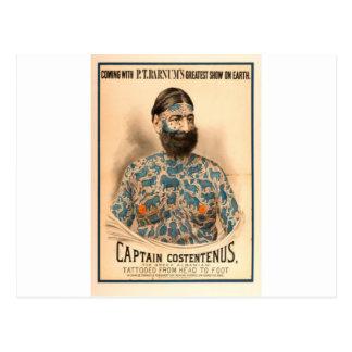 Captain Constantius Postcard