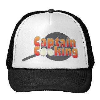 Captain Cooking Hat Style 2