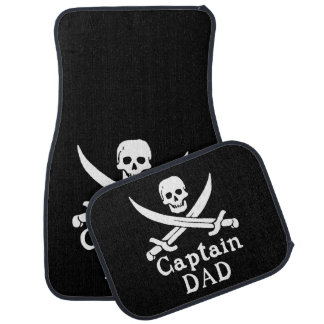 Captain Dad - Classic Car Mat