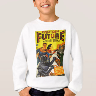 Captain Fure and the Space Dogs Sweatshirt