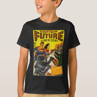 Captain Fure and the Space Dogs T-Shirt