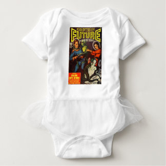 Captain Future and Solar Doom. Baby Bodysuit