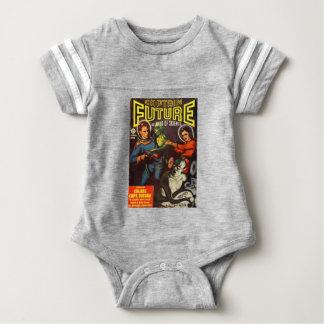 Captain Future and Solar Doom. Baby Bodysuit