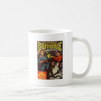 Captain Future and Solar Doom. Coffee Mug
