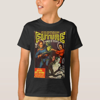 Captain Future and Solar Doom. T-Shirt