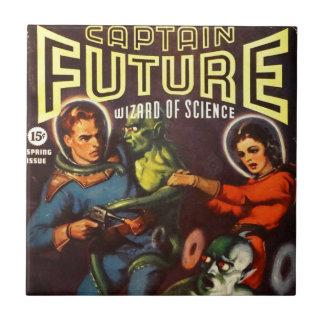 Captain Future and Solar Doom. Tile