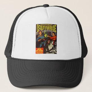 Captain Future and Solar Doom. Trucker Hat