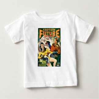 Captain Future and the Magic Moon Baby T-Shirt