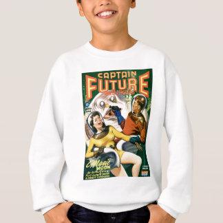 Captain Future and the Magic Moon Sweatshirt
