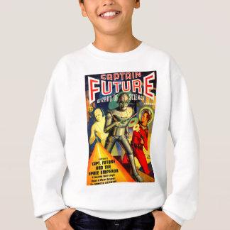 Captain Future and the Space Emperor Sweatshirt