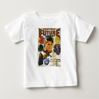 Captain Future and the Space Stones Baby T-Shirt