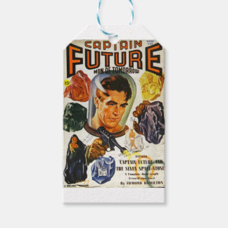 Captain Future and the Space Stones Gift Tags