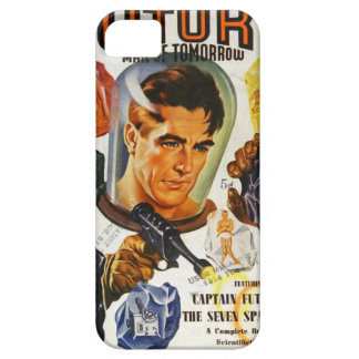 Captain Future and the Space Stones iPhone 5 Cases