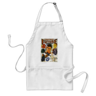 Captain Future and the Space Stones Standard Apron