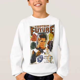 Captain Future and the Space Stones Sweatshirt