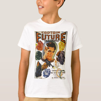 Captain Future and the Space Stones T-Shirt