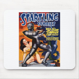 Captain Future Mouse Pad