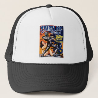 Captain Future Trucker Hat
