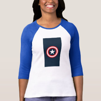 Captain girl t-shirt